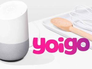 Los servicios de Yoigo, disponibles en Google Assistant