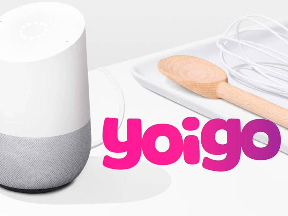 yoigo google assistant